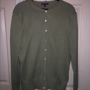 Brooks Brothers blouse and long sleeve set